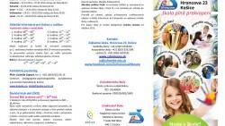 Bulletin o škole