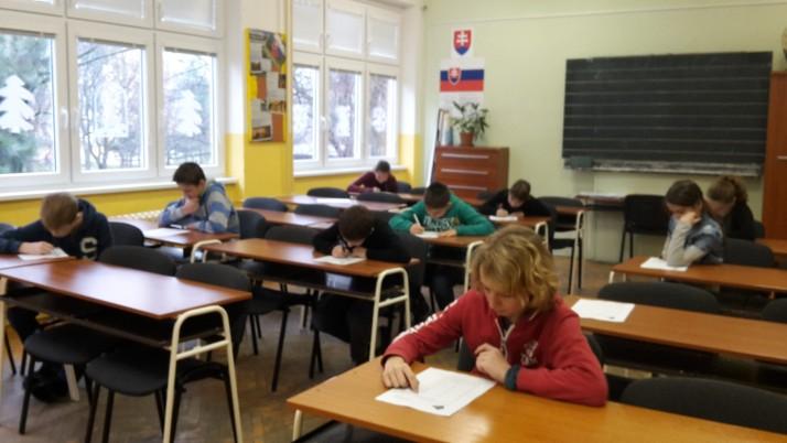 Pytagoriáda – školské kolo (starší)