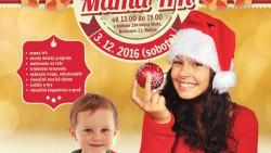 Vianočný MAMA TRH – POZVÁNKA