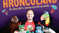HroncoLand – 28. júna 2017 – POZVÁNKA