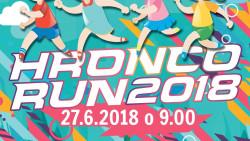 HroncoRun 2018 – propozície bežeckej súťaže