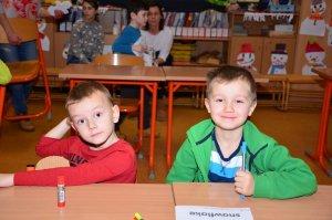 Malý predškolák vo veľkej škole - II. stretnutie 17.1.2018