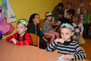 Malý predškolák vo veľkej škole - III. stretnutie 14.2.2018