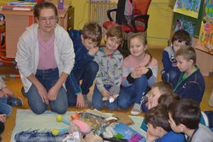 O princeznej Lesanke - environmentálny projekt Zelená škola
