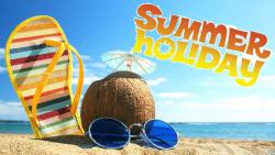 Príjemné letné prázdniny