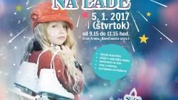 Karneval na ľade – 5.1.2017 – POZVÁNKA
