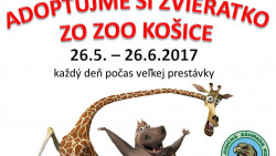 Adoptujme si zvieratko zo ZOO Košice – zbierka