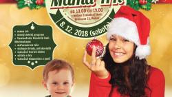Vianočný MAMA TRH na Hroncovej