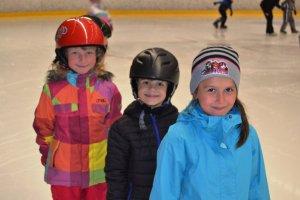 Otvorená hodina korčuľovania I. - III. ročník