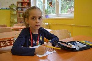 Náš prvý deň v škole