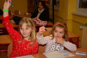 Malý predškolák vo veľkej škole - I. stretnutie - 2019